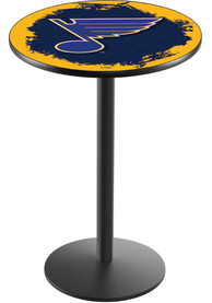 St Louis Blues L214 42 Inch Pub Table