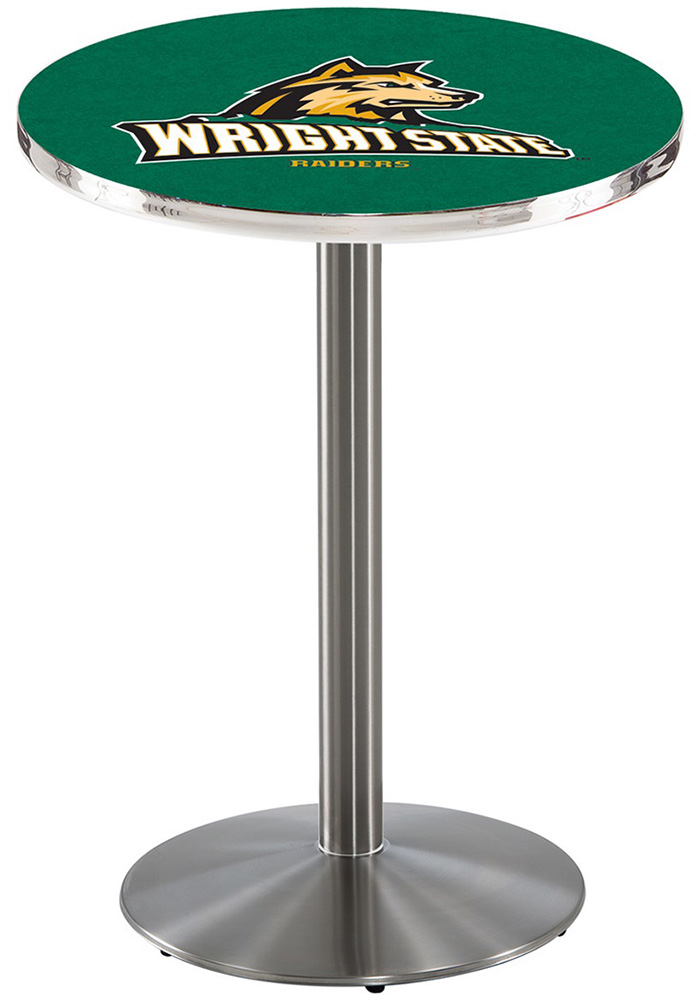 Wright State Raiders L214 42 Inch Pub Table - Image 1