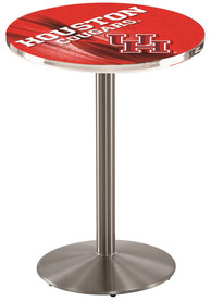 Houston Cougars L214 42 Inch Pub Table