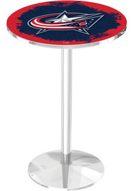 Columbus Blue Jackets L214 42 Inch Pub Table