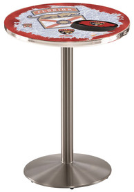 Florida Panthers L214 42 Inch Pub Table