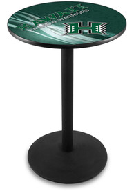 Hawaii Warriors L214 42 Inch Pub Table
