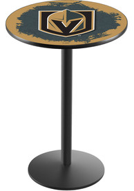 Vegas Golden Knights L214 42 Inch Pub Table