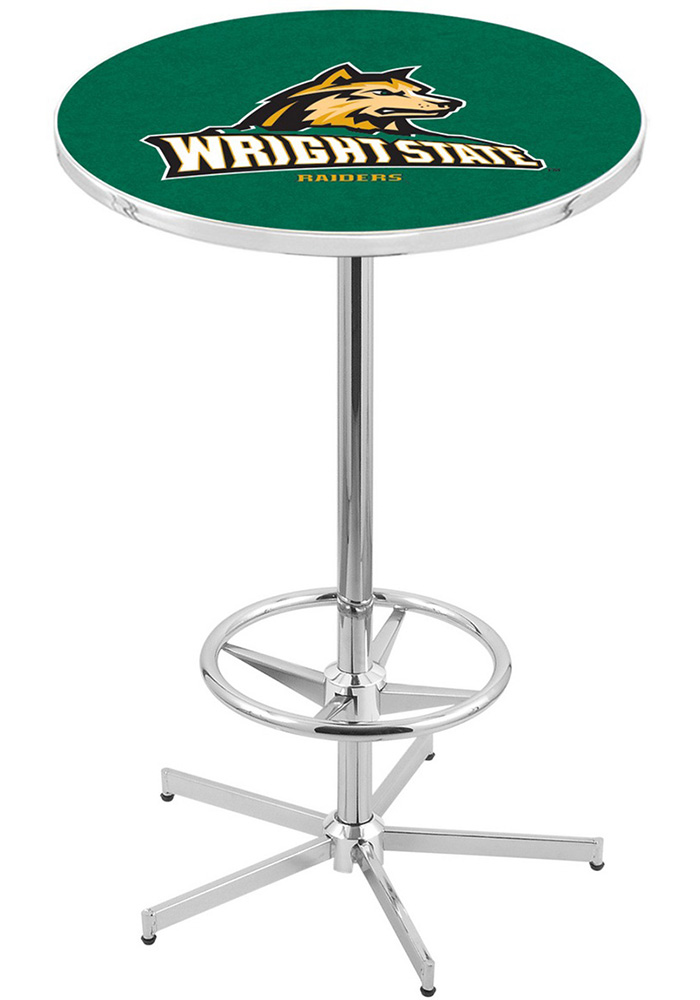 Wright State Raiders L216 42 Inch Pub Table - Image 1