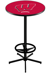 Wisconsin Badgers L216 42 Inch Pub Table