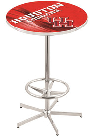 Houston Cougars L216 42 Inch Pub Table