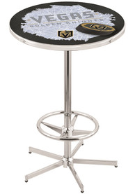 Vegas Golden Knights L216 42 Inch Pub Table