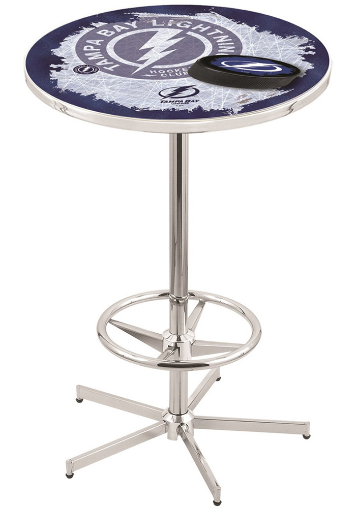 Tampa Bay Lightning L216 42 Inch Pub Table - Image 1