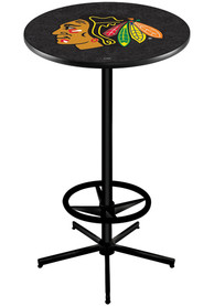 Chicago Blackhawks L216 42 Inch Pub Table