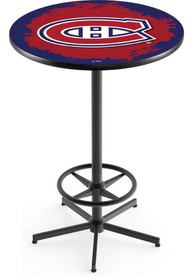 Montreal Canadiens L216 42 Inch Pub Table