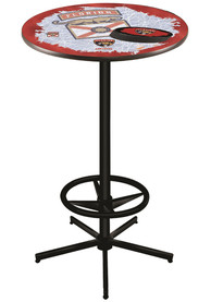 Florida Panthers L216 42 Inch Pub Table