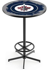 Winnipeg Jets L216 42 Inch Pub Table