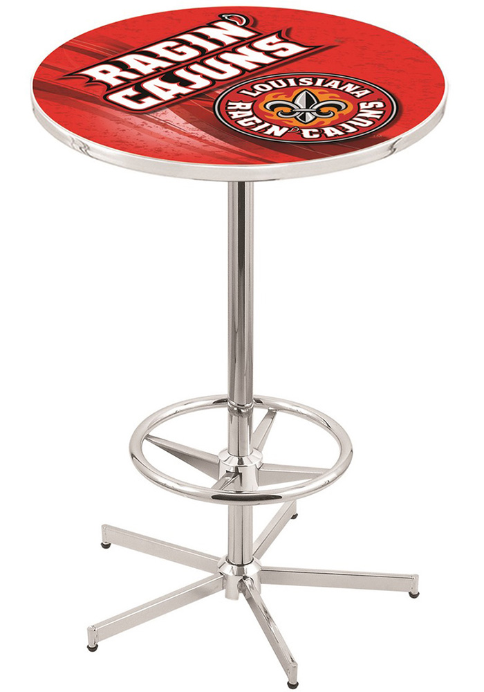 University of Louisiana at Lafayette Ragin' Cajuns L216 42 Inch Pub Table - Image 1