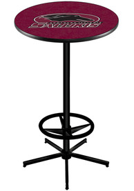 Southern Illinois Salukis L216 42 Inch Pub Table