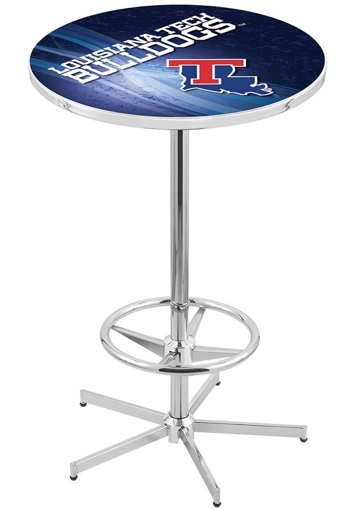 Louisiana Tech Bulldogs L216 42 Inch Pub Table - Image 1