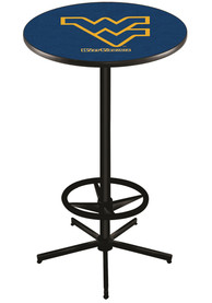 West Virginia Mountaineers L216 42 Inch Pub Table