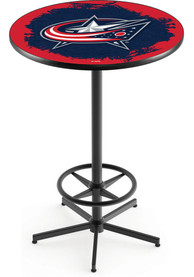 Columbus Blue Jackets L216 42 Inch Pub Table