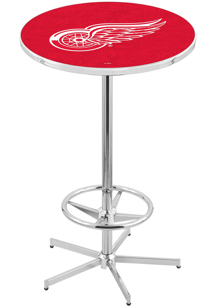 Detroit Red Wings L216 42 Inch Pub Table - Image 1