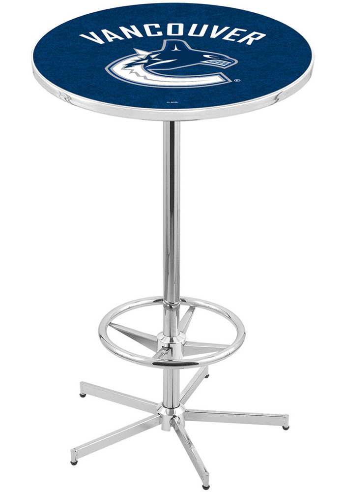 Vancouver Canucks L216 42 Inch Pub Table - Image 1