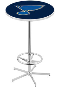 St Louis Blues L216 42 Inch Pub Table