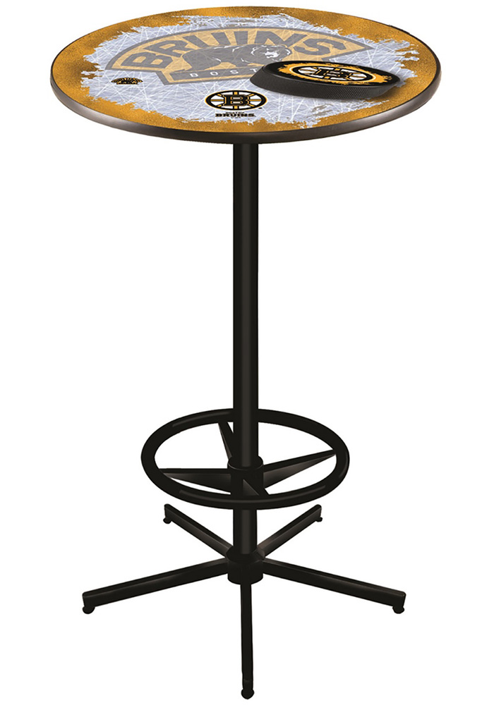 Boston Bruins L216 42 Inch Pub Table - Image 1