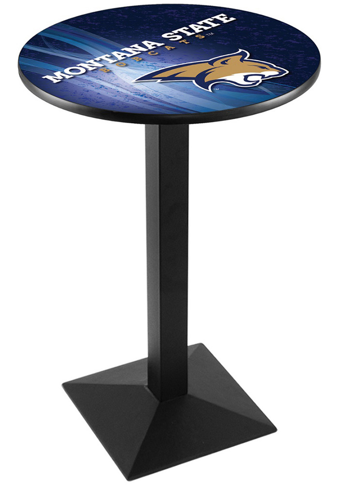 Montana State Bobcats L217 36 Inch Pub Table - Image 1