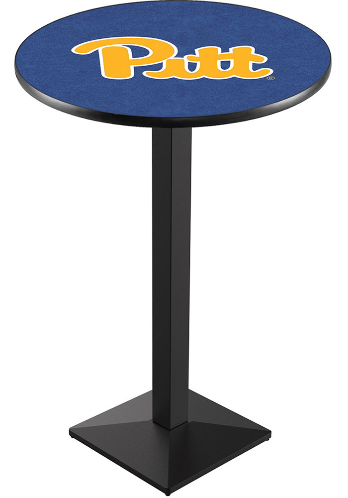 Pitt Panthers L217 36 Inch Pub Table - Image 1