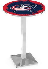 Columbus Blue Jackets L217 36 Inch Pub Table