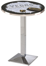 Vegas Golden Knights L217 36 Inch Pub Table