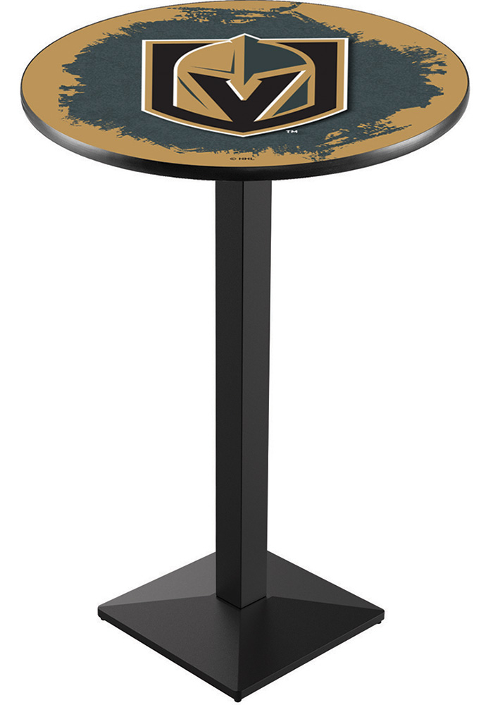 Vegas Golden Knights L217 36 Inch Pub Table - Image 1