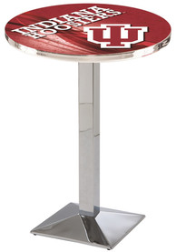 Indiana Hoosiers L217 36 Inch Pub Table