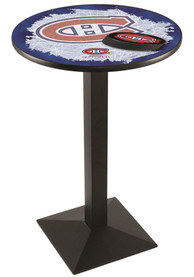 Montreal Canadiens L217 36 Inch Pub Table