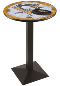 Pittsburgh Penguins L217 36 Inch Pub Table