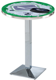 Vancouver Canucks L217 36 Inch Pub Table