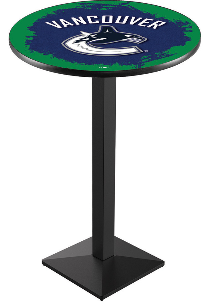 Vancouver Canucks L217 36 Inch Pub Table - Image 1