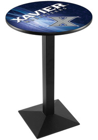 Xavier Musketeers L217 36 Inch Pub Table