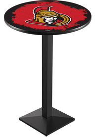Ottawa Senators L217 36 Inch Pub Table