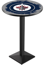 Winnipeg Jets L217 36 Inch Pub Table