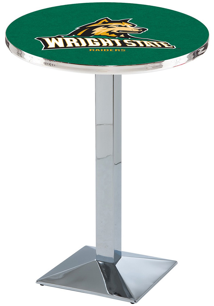 Wright State Raiders L217 36 Inch Pub Table - Image 1