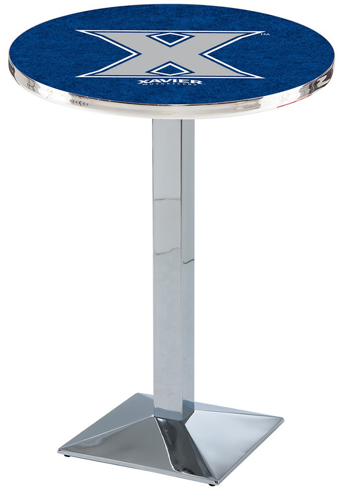 Xavier Musketeers L217 36 Inch Pub Table - Image 1