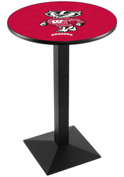 Wisconsin Badgers L217 42 Inch Pub Table