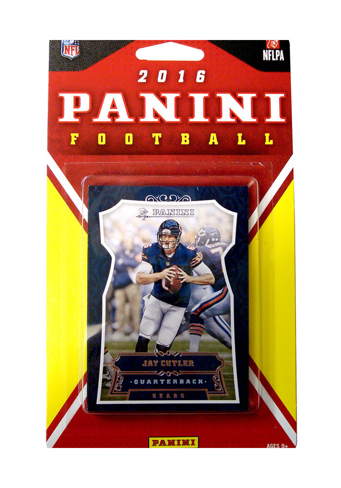 Chicago Bears 2016 Team Set Collectible Football Cards - Image 1