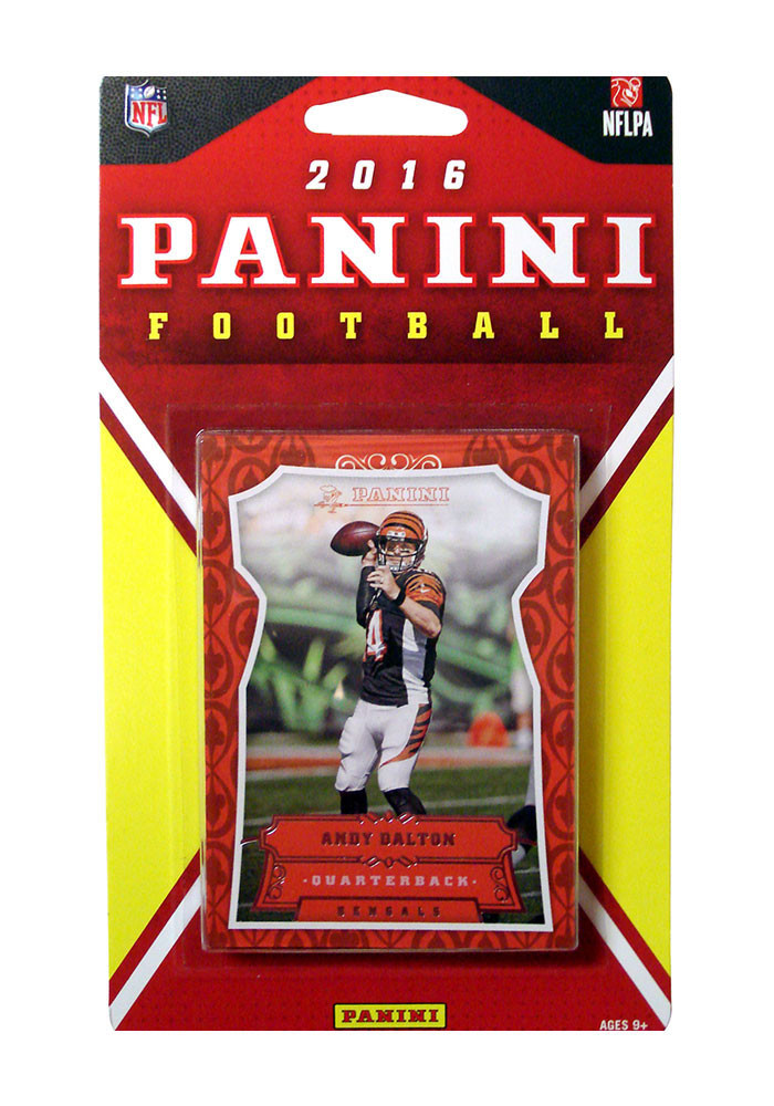 Cincinnati Bengals 2016 Team Set Collectible Football Cards - Image 1