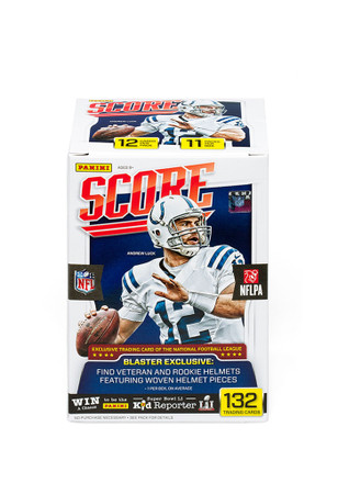 Blaster Box Collectible Football Cards