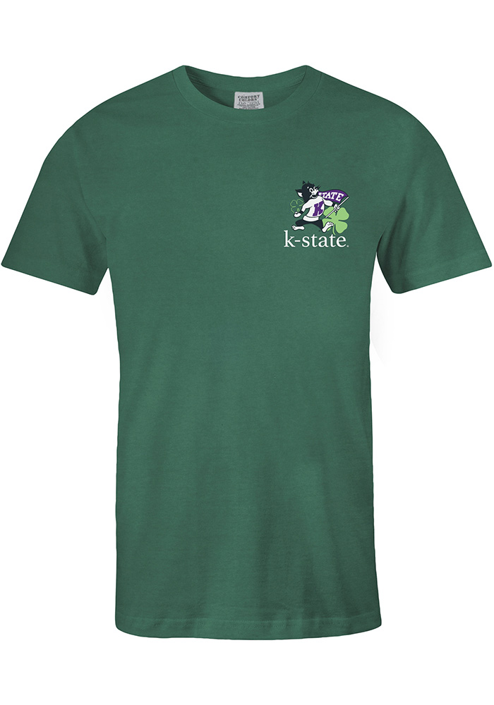 K-State Wildcats Green Every Man a Wildcat Tee