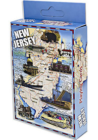 New Jersey Sites Playing Cards