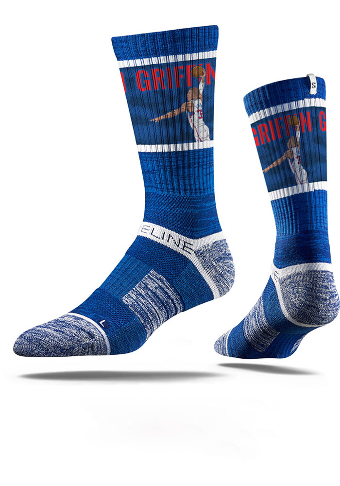 Blake Griffin Action Mens Crew Socks - Image 1