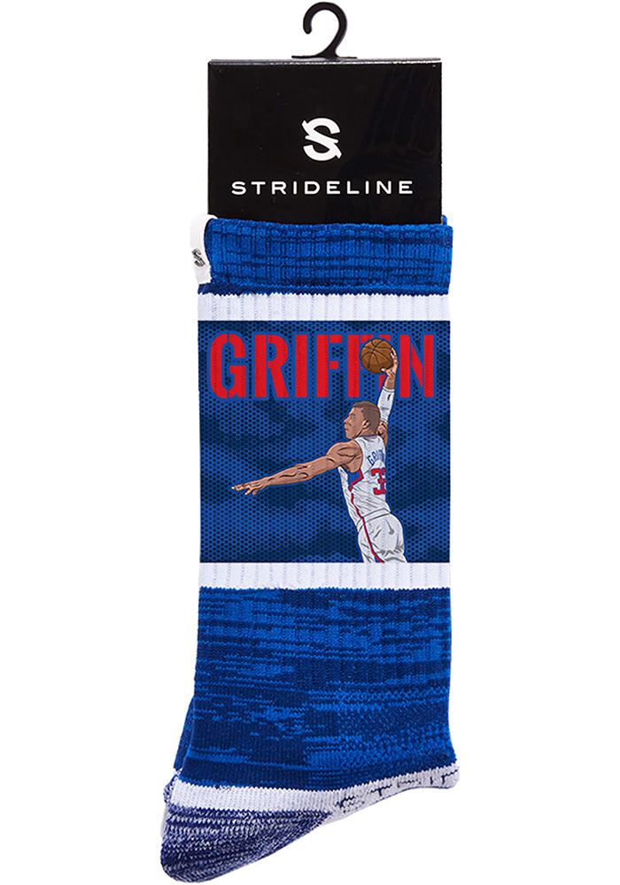 Blake Griffin Action Mens Crew Socks - Image 2