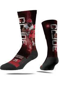 Clyde Edwards-Helaire Kansas City Chiefs Strideline Action Crew Socks - Red