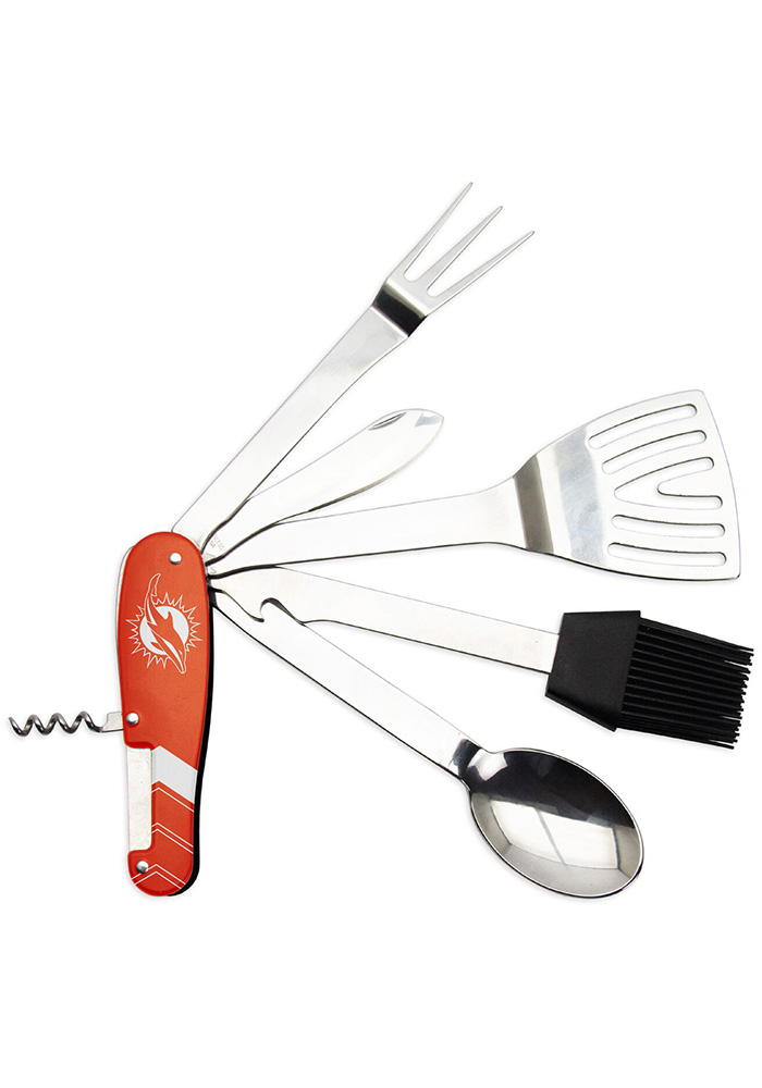 Miami Dolphins Multi BBQ Tool - Image 2